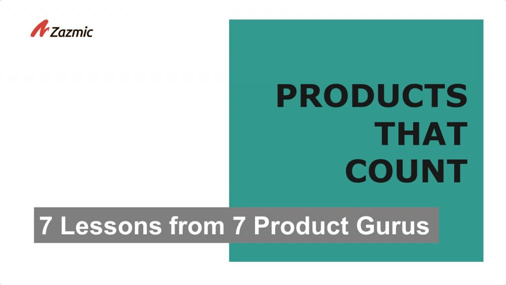 7 lessons from 7 product gurus