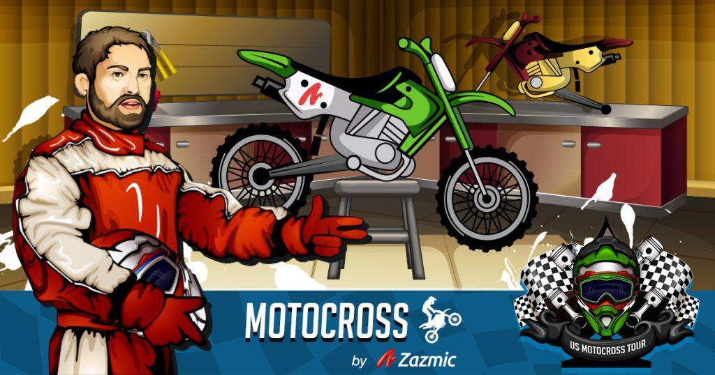 Xtrem3 Motocross by Zazmic